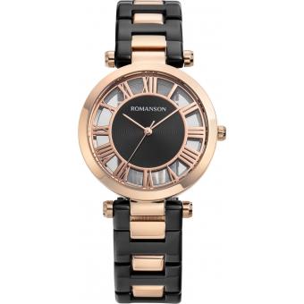 Наручные часы ROMANSON RM 9A17L LR(BK)