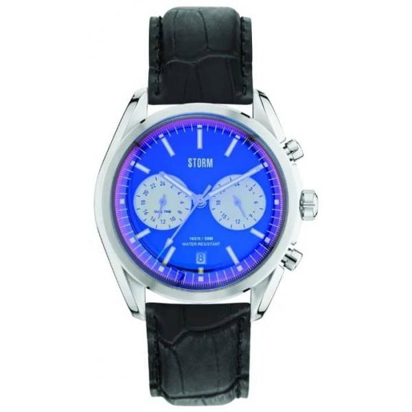 Наручные часы Storm TREXON LEATHER LAZER BLUE 47357/LB