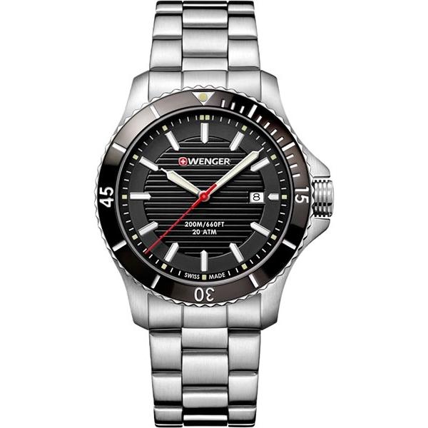 Швейцарские наручные часы Wenger 01.0641.118