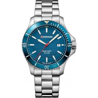 Швейцарские наручные часы Wenger 01.0641.120