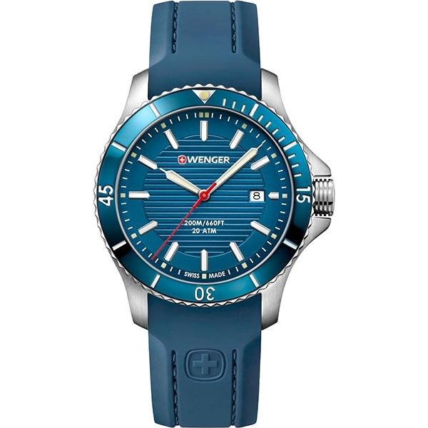 Швейцарские наручные часы Wenger 01.0641.124