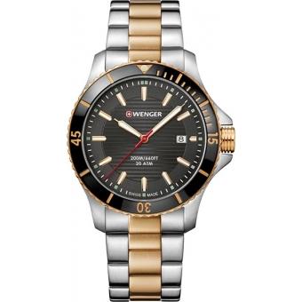 Швейцарские наручные часы Wenger 01.0641.127