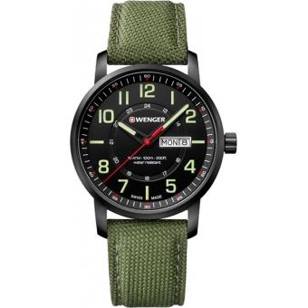 Швейцарские наручные часы Wenger 01.1541.104