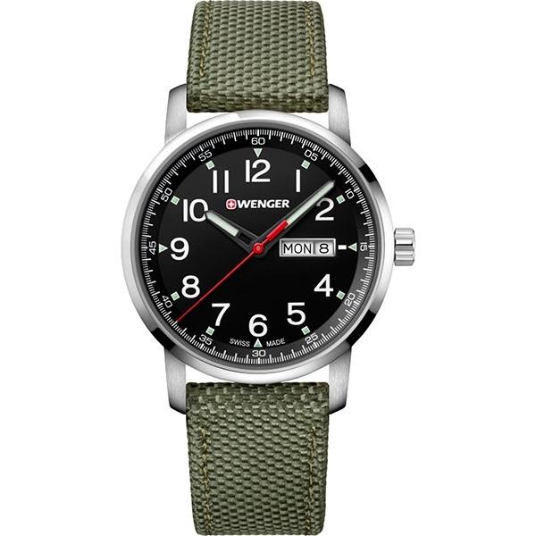 Швейцарские наручные часы Wenger 01.1541.109