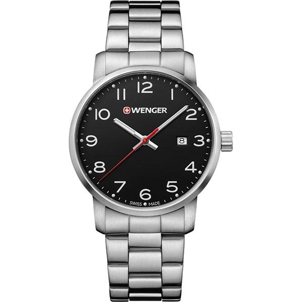 Швейцарские наручные часы Wenger 01.1641.102