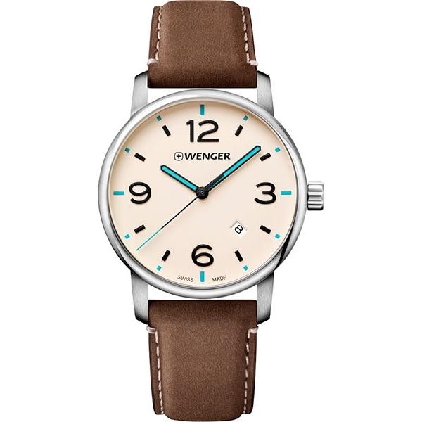 Швейцарские наручные часы Wenger 01.1741.118