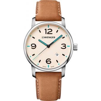 Швейцарские наручные часы Wenger 01.1741.120